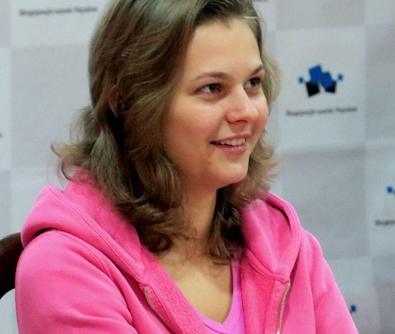 Muzychuk, Anna (1990)
