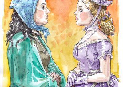 #35 Fortunata y Jacinta