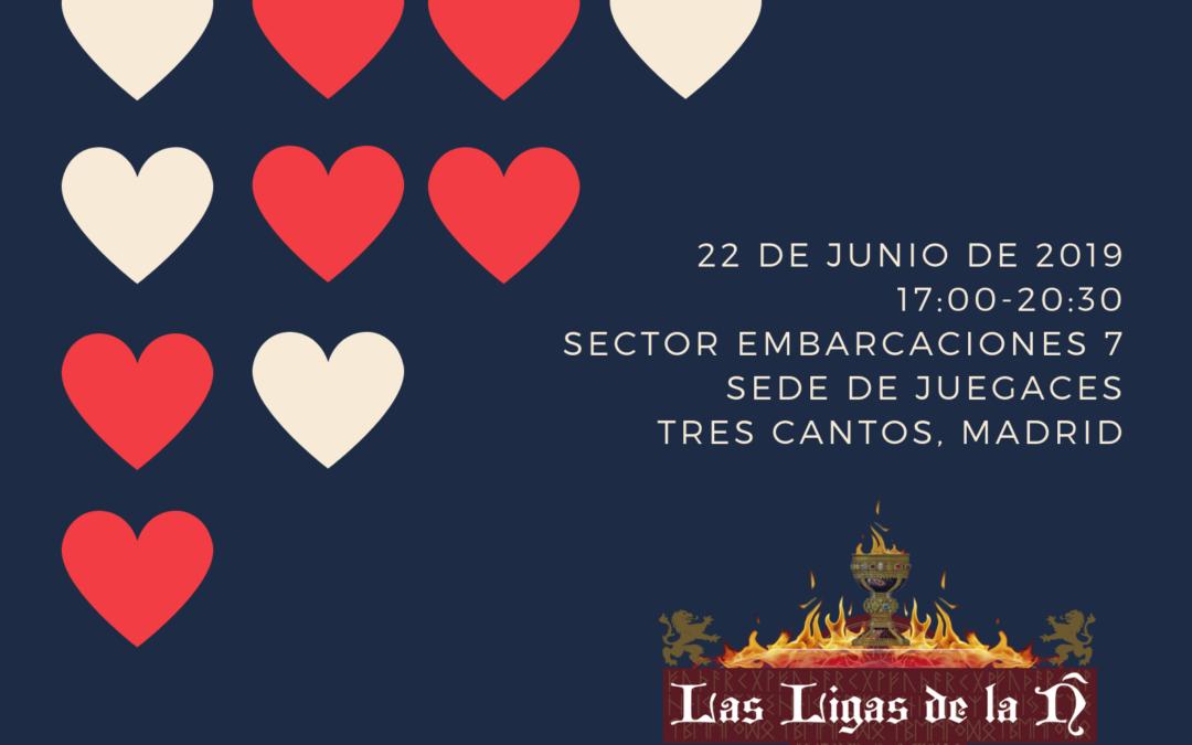 """I Open de Las Ligas de la Ñ """"Ciudad de Tres Cantos"""""""