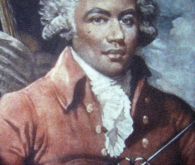 de Saint Georges, Chevalier (1745-1799)