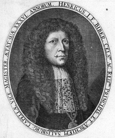 Biber, Heinrich Ignaz (1644-1704)