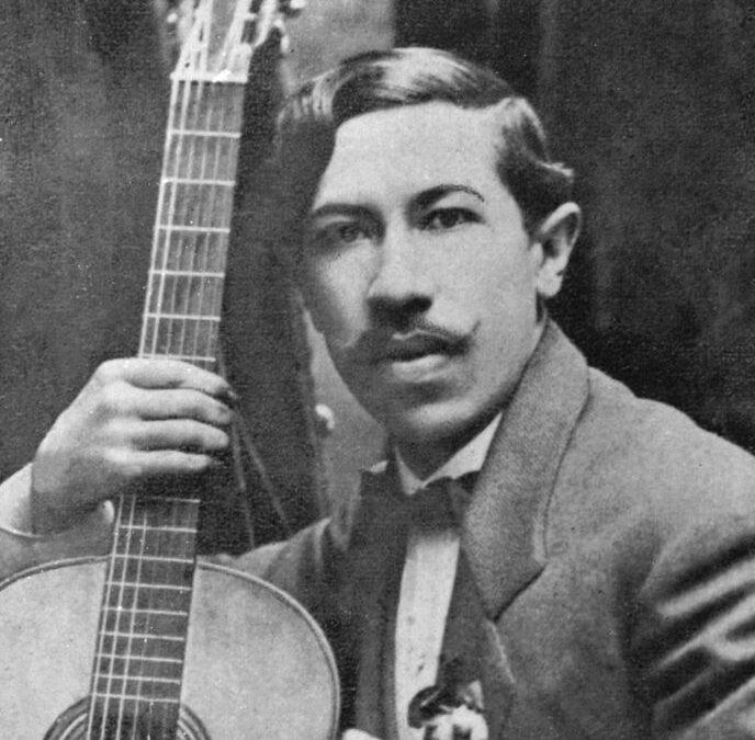 Pío Barrios, Agustín (1885-1944)