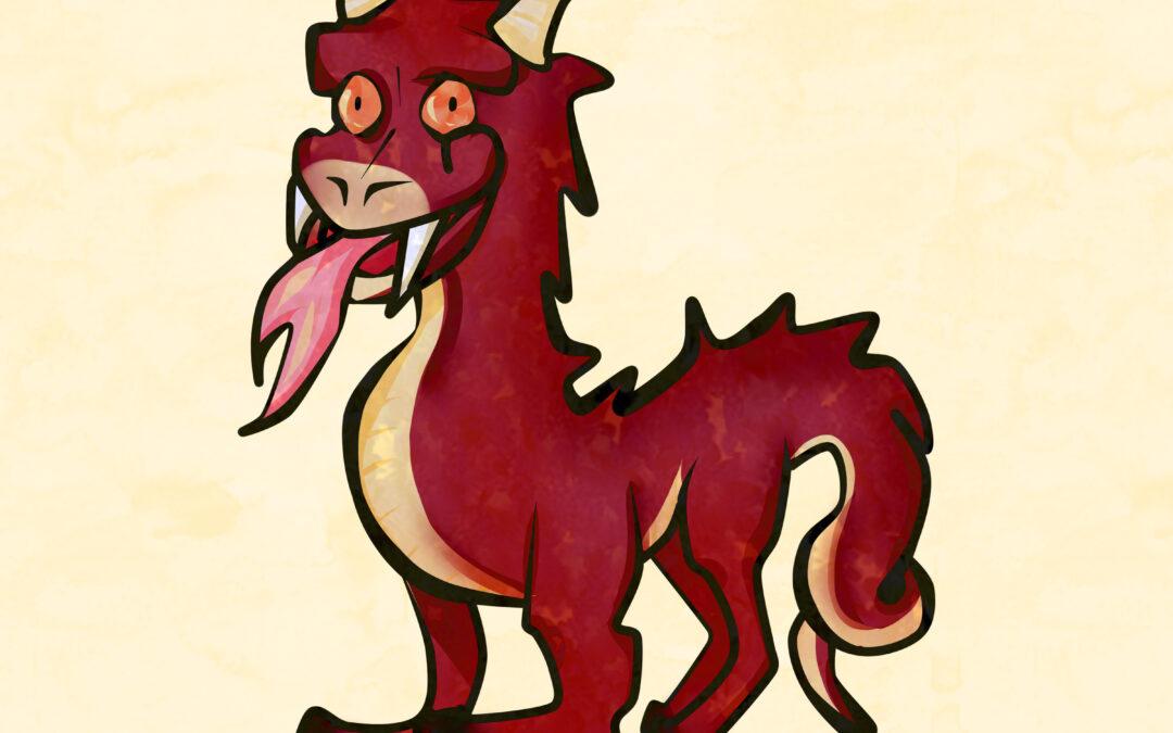 Dragón Acelerado