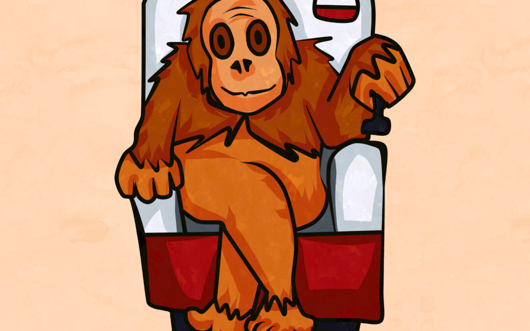 Orangután Polaco