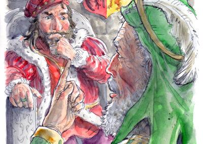 Conde Lucanor y Patronio