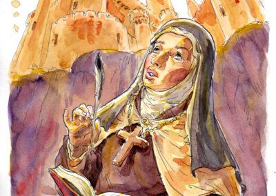Teresa de Jesús y Castillo Interior