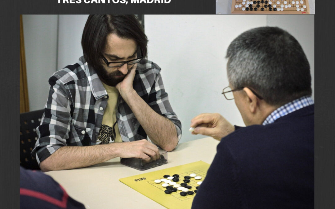MusiChess Academy: Iniciación al Go, por Miguel Ángel Castellano