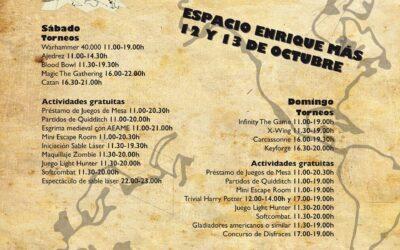 Jornadas Frikis Tres Cantos 2019