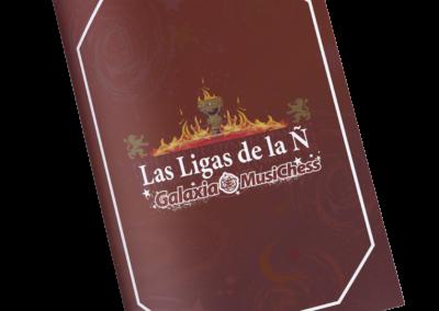 Libreto Las Ligas de la Ñ Galaxia MusiChess