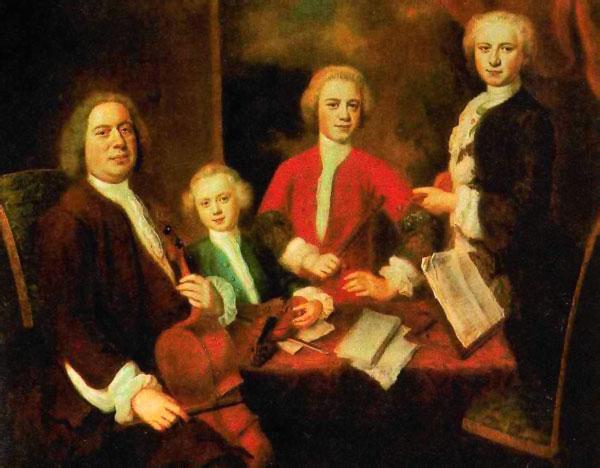 Bach, Johann Ernst (1683-1739)