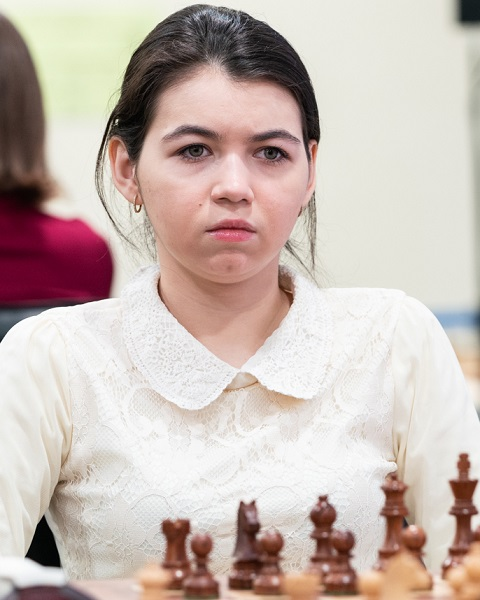 Goryachkina, Aleksandra (1998)