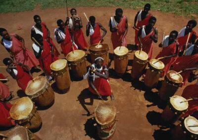 Royal Drummers of Burundi (1960)