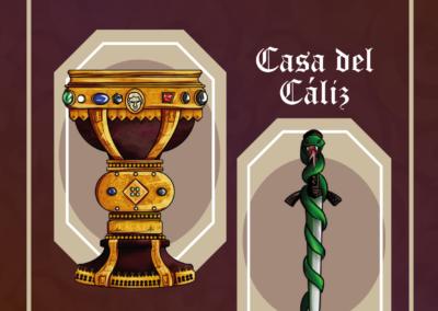 Bécquer vs. Irving Cuatro Casas Cáliz-Traidor PNG