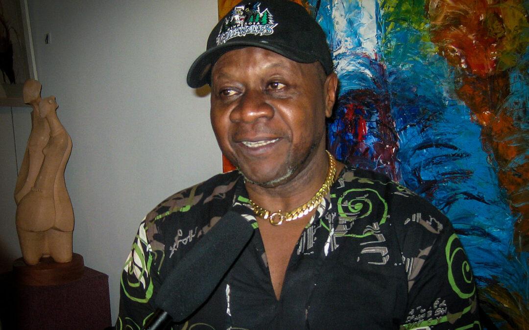 Papa Wemba (1949-2016)